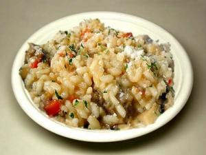 Chicken Liver Risotto With Rice