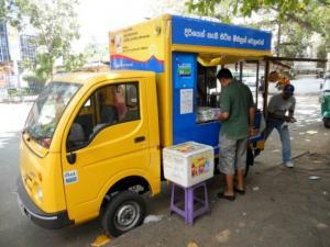 Sri Lankan Food Truck