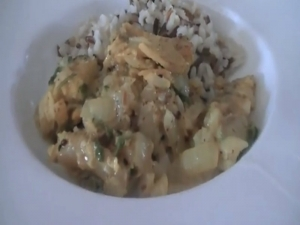 Bengali Fish Curry / Indian Fish