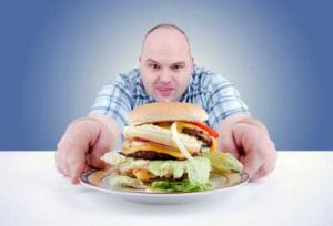 Binge eating is also known as over eating - a condition in which a person consumes excess quantity of food.