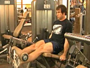Heavy Duty™ Leg Workout 8