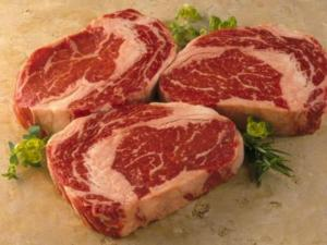 How to Cut Rib-Eyes from a Strip Loin