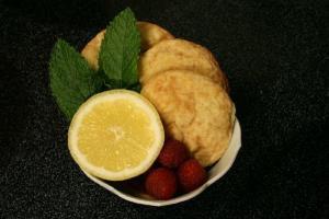 Orange Peanut Butter Refrigerator Cookies