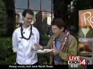 Hawaiian Fusion Dish