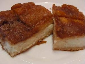Betty's Sopapilla Cheesecake