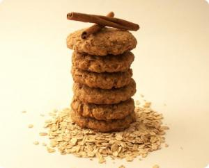 Spiced Cinnamon Cookies