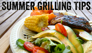 tips for summer grilling
