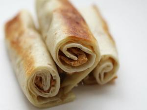 Bean and Cheese Taquitos
