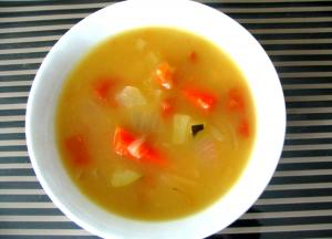 Provencale Vegetable Soup
