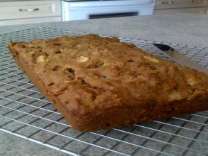 Apple Pie Quick-Bread