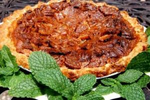 Fig Nut Pie
