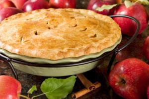 Diabetic No Sugar Apple Pie
