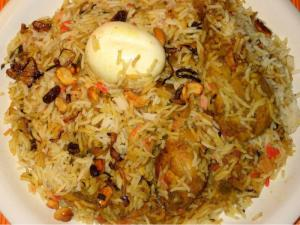Malabar Chicken / Mutton Biriyani