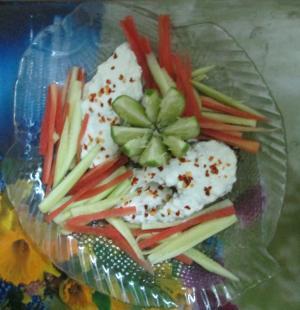 Calcium Laden Healthy Bhetki Fish