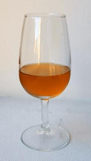 Homemade Orange Wine