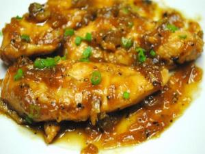 Hot Spiced Chicken