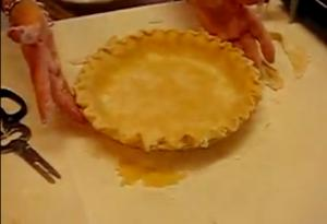 Betty's Basic Pie Crust Making