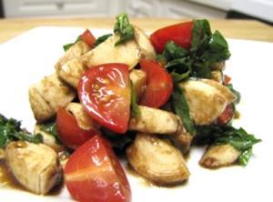Original Italian Caprese Salad