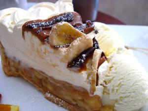 Boston Banoffee Pie