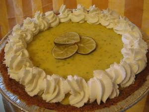 Lime Angel Pie