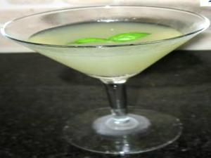 Brazilian Martini