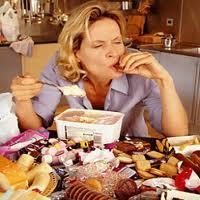 Boredom eating