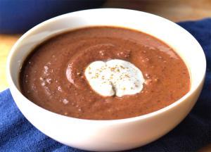 Brown Bean Soup
