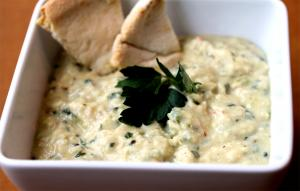 Garbanzo Garlic Dip