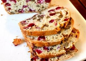 Cranberry Prune Loaf