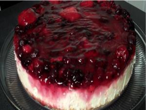 How to Make a Festive Christmas Cheesecake