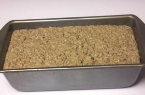 Raw Living Sprouted Wheat Berries Bread