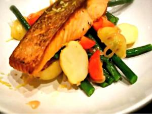 How to Cook Fish: Perfect Easy Pan-Fried Salmon