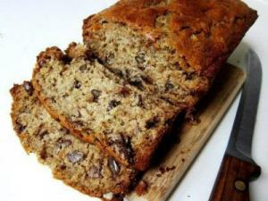 Apple-Walnut Bread