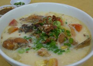 Grandma's Rice Vermicelli Soup