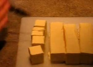 Tips to Measure Butter Block