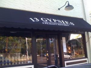 13 Gypsies is one of the top restaurants in Jacksonville