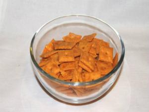 Deviled Crackers