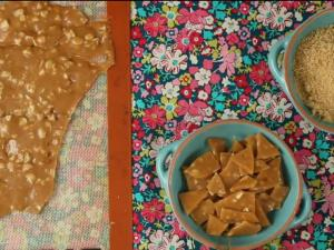 How to Make Almond Brittle and Praline