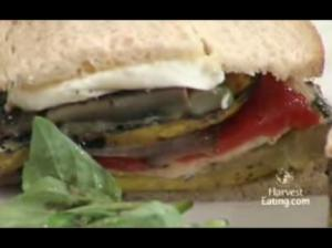 Easy Vegetable Sandwich