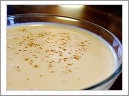 Creamy Eggnog