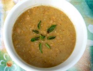 G I  Bean Soup