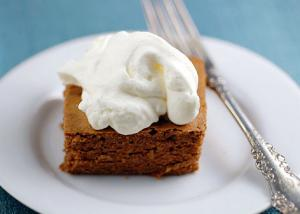 Irish Applesauce Cake
