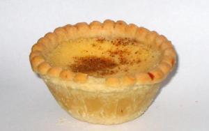 Foolproof Baked Custard Tart