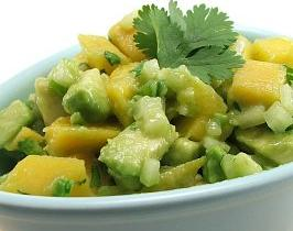 Quick Avocado Salsa