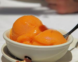 Easy Orange Sherbet
