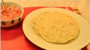 Home Made Tortilla