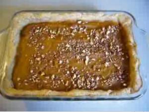 Pumpkin Pie Alaska