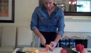 Knife Skill Tricks
