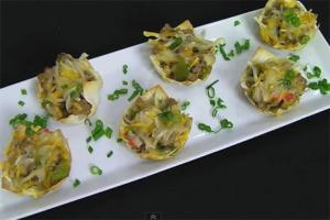 Authentic Chinese Wontons