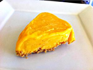 Raw Mango Pie